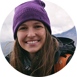 Audrey Lavoie, membre de l'équipe Chaire de recherche Littoral