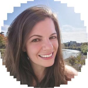 Rebecca Hennigs, membre de l'équipe Chaire de recherche Littoral