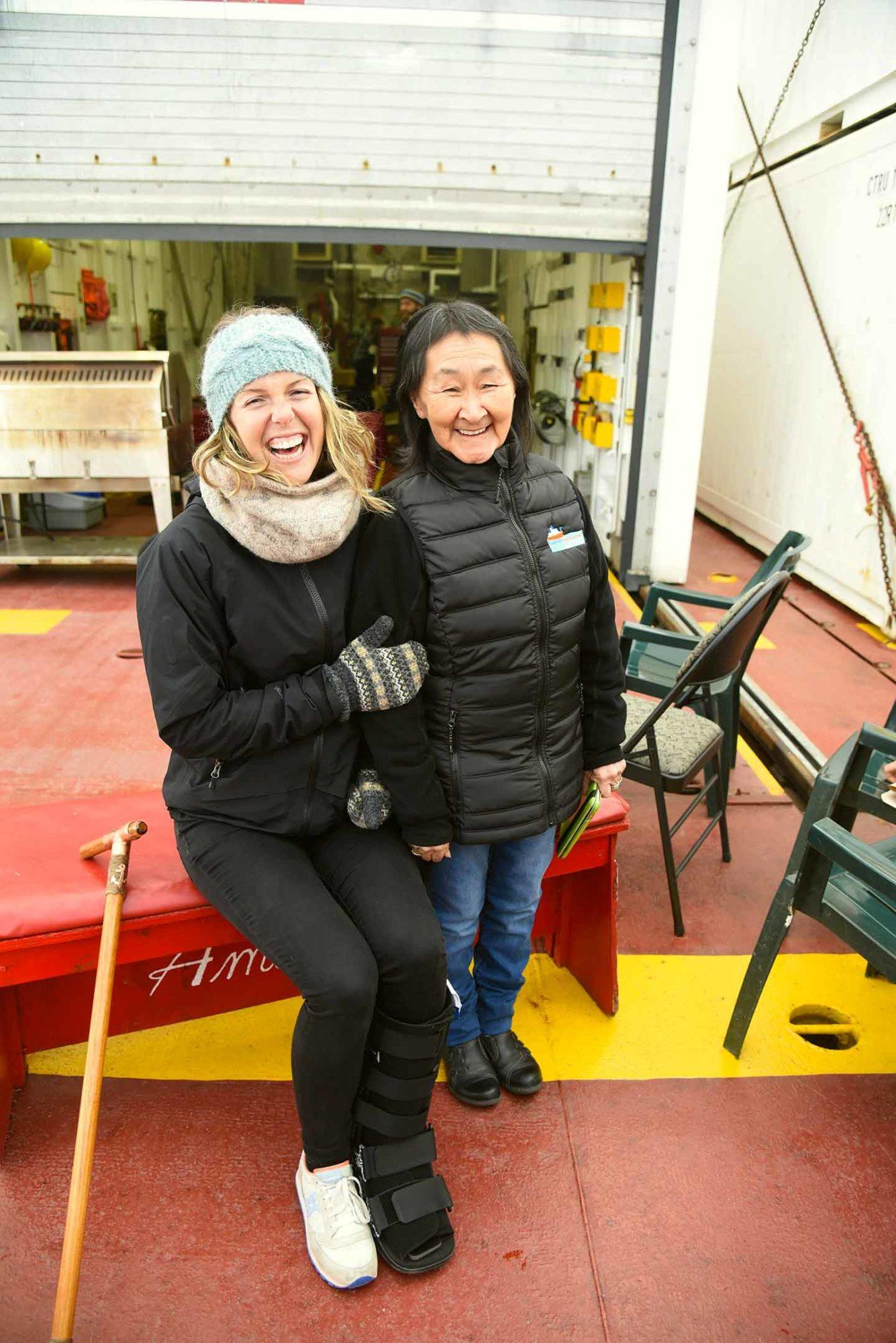 Qanuilirpitaa? 2017 - Enquête de santé auprès des Inuit du Nunavik en 2017