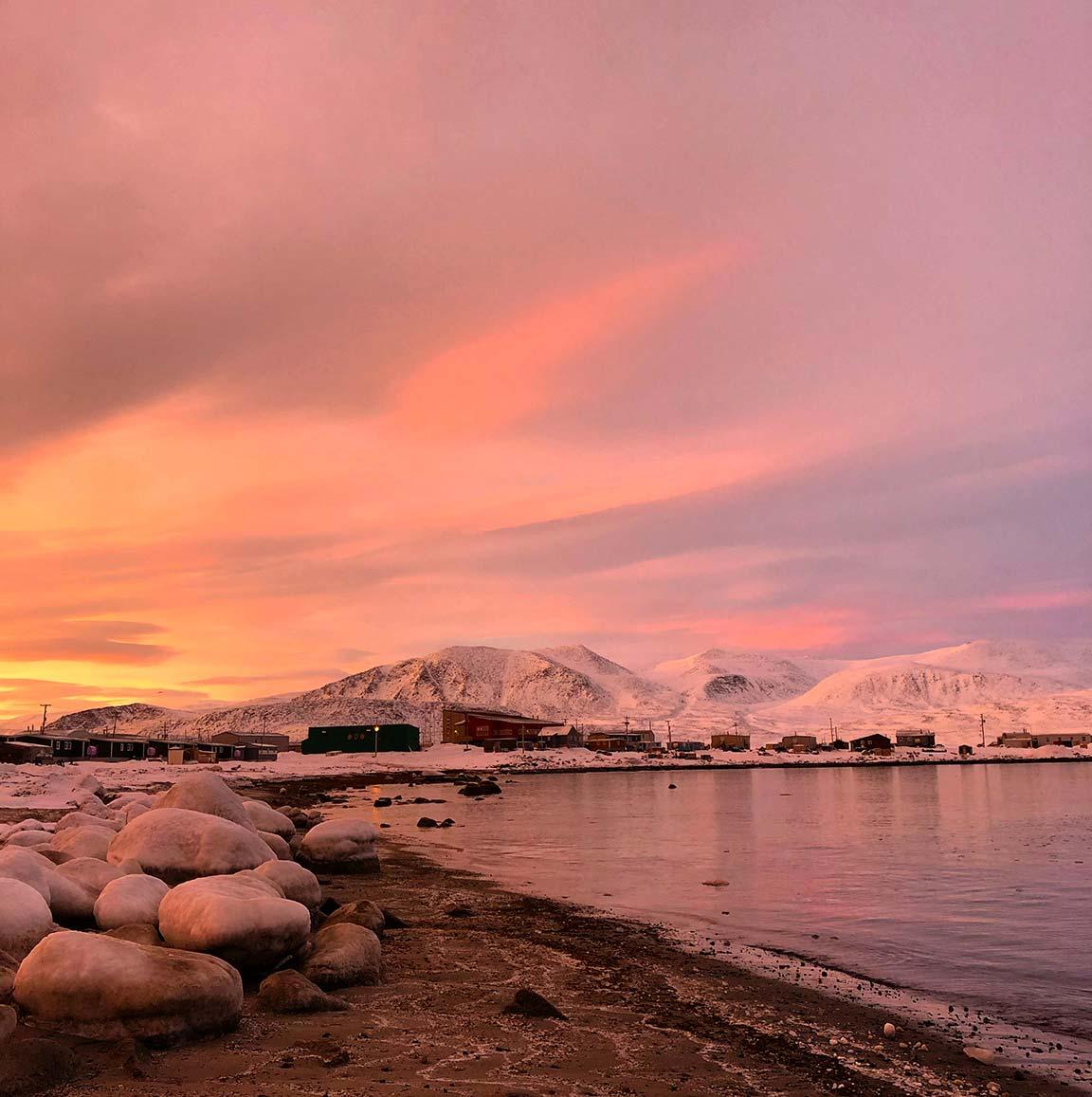 Sécurité alimentaire et récoltes marines durables à Qikiqtarjuaq